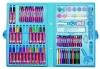 86pcs customized design coloring set