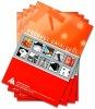 A5 glossy catalogue CMYK printing