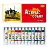 AC 1212  Acrylic  Color Paint Set