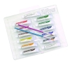 Acrylic Color(12 Color 12ML Transparent Plastic Box Packed Set)