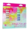 Acrylic Color(18 Color 12ML Window Suspensible Box Packed Set)