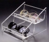 Acrylic Eyeglasses Holder / Pen Holder Organizer.