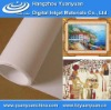 Art Canvs, Inkjet Media, Art Canvas Glossy Pure Cotton(Non-waterproof), Printing Cancas, Cotton Canvas