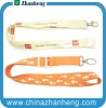 Bamboo Lanyard with screen printing