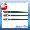 Bicolor Synthetic Painting Brush