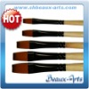 Black Golden Brush Set(paint brush set)