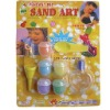 Bottle Sand Art for kids(diy product,diy toy)