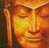 Buddha Abstract Oil Paintings