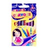 CR-7008A 8 colors crayon for kids