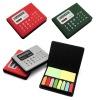 Calculator with Adhesive sticker