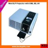 Cheap led mini dlp projector with tv tuner 1080p