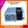 Cheap mini dlp projector with usb