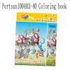 Children's Coloring book set