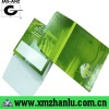 Color lens envelope 30 gsm tissue on 128 gsm smooth white paper