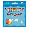 Crayon Series 48 Colours(CE,ASTM-4236)