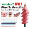 Custom company logo pencil