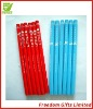 Customized Advertising Promotional Top Quality Logo Printed Wooden Pencils