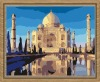 DIY oil painting by number kits for wholesale (40*50cm)
