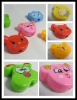 Delicate cheap and good quality plastic pencil sharpener for kids