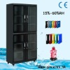 Doccument Storage Humidity Control Cabinet--black