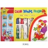 Drawing Pattern Set(ointment paint)/gift set for children