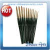 Drawing Supplies Synthetic Bristle
