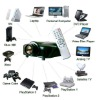 Drop shipping! Brand new cheap Multimedia projector with hdmi port