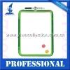 ECO friendly EN71 passed blackboard,aluminum frame fabric board