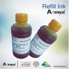 EP N 4c/6c Universal  refill thermal transfer ink for epson &CODE-AR1-THERMAL YL