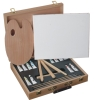 Easel & Sketch Box Painting Kit