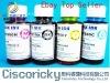 Ebay Hot Selling Paypal Accept Anti Uv dye refil ink kit for Epson WORKFORCE 320