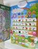 English Phonetic Alphabet Wall Chart