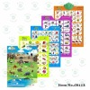 English educational wall charts for Learning 5 in 1