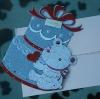 FSC print cards,card and envelope sets