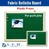 Fabric Bulletin Board