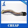 Factory directly selling PVC bendy pencil,soft flexible pencil