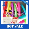 Factory directly selling novelty flexible pencil,PVC bendy pencil