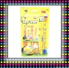 Fashion Hot Sale Stationery Set In Blister Card For Kids