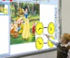 Finger touch interactive whiteboard infrared whiteboard