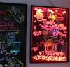 Fluorescence LED Menu Board 40*60