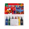 GLASS PAINT SET
