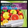 Glossy Pure Cotton Artist Canvas Roll