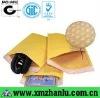 Golden kraft bubble mailers