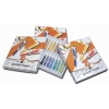 Gouache Color(18 Color 12ML Box Packed Set)