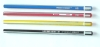 HB pencil with stripe
