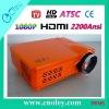 HDMI Home LED Projector ATSC