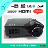 High Brightness1080P LCD HDTV Projector DVB-T for Home Cinema