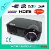 High Brightness1080P LED Projector DVB-T for Home Cinema