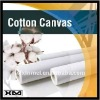 High Glossy 100% Cotton Canvas