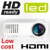 High Quality Clear Image HDMI DVD Home Theater Laptop 720P LCD LED Projector